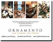 Ornamento: Fine Flowers & Events